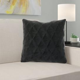 image-Hopwood Quilted Cushion Ophelia & Co.