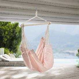 image-Marcey Hanging Chair Sol 72 Outdoor Colour: Pink