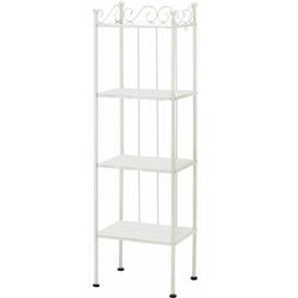 image-Nederland 40 x 130cm Bathroom Shelf Brambly Cottage