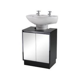 image-Callen Black Under Sink Unit Black