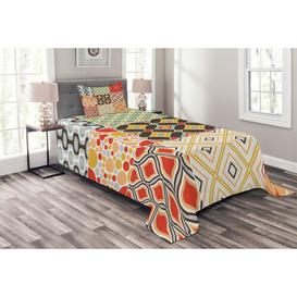 image-Ellianna Bedspread Set with Cushion Cover Corrigan Studio Size: W175 x L220cm