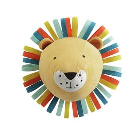 image-Arthouse Kid's Rainbow Lion Head Wall Art