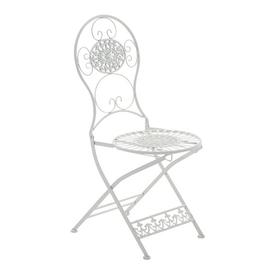 image-Lynton Folding Garden Chair Sol 72 Outdoor Colour: White