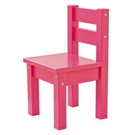 image-Mads Children's Desk Chair Hoppekids Colour: Fandango Pink