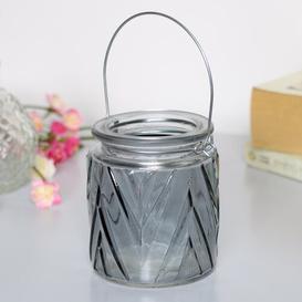 image-Glass Tealight Brambly Cottage