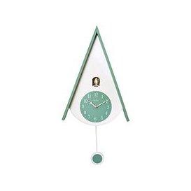 image-Acctim Isky Cuckoo Wall Clock, Green
