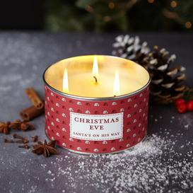 image-Noel Christmas Eve Scented Jar Candle The Country Candle Company