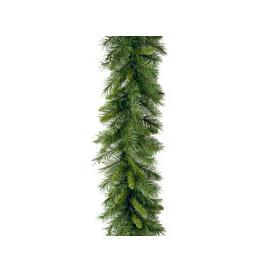 image-Windsor Pine Christmas Garland with 200 Tips - 9ft