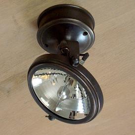 image-Morwenna 1 Light Ceiling Spotlight Williston Forge