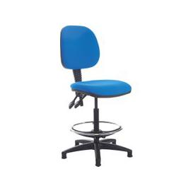 image-Point Draughtsman Chair No Arms, Scuba