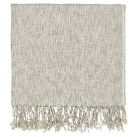 image-Grain Throw Murmur Colour: Sage