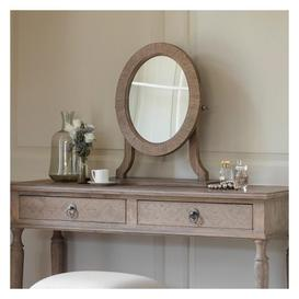 image-Gallery Direct Mustique Dressing Table Mirror