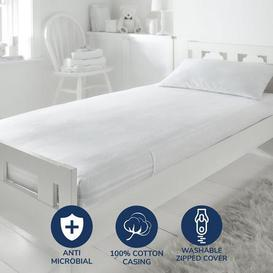 image-Fogarty Little Sleepers Ultimate Mattress Protector White