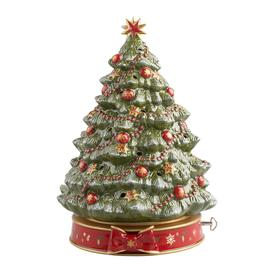 image-Villeroy & Boch - Toy's Delight Christmas Tree with Music Box