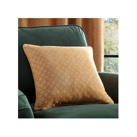 image-Cheyenne Ochre Cushion Yellow