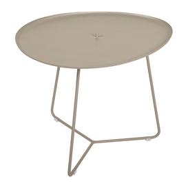 image-Fermob - Cocotte Low Table - Nutmeg