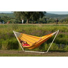 image-Currambera Hammock La Siesta Colour: Orange, Size: Dual