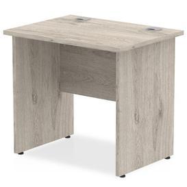 image-Hanako Executive Desk Ebern Designs Size: 73cm H x 80cm W x 60cm D