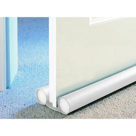 image-Drew Plastic Draft Excluder Symple Stuff Colour: White