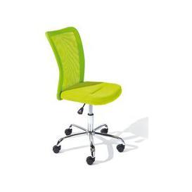image-Bonnie Green Colour Children Office Chair