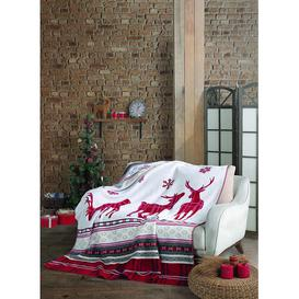 image-Kassandra Rentier Blanket Sei Design