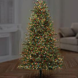 image-750 LED Multicolour Outdoor TreeBrights Christmas Lights Mains 5M