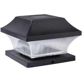 image-Smart Solar Post Light Solar Light