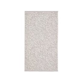 image-William Morris Pure Willow Bough Bath Towel, Pebble