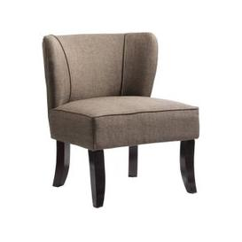 image-Bambrook Fabric Upholstered Bedroom Chair In Beige