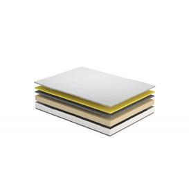 image-Komfi Single Mattress Topper Hypoallergenic High Density Memory Foam
