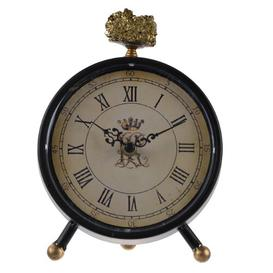 image-Traditional Analog Alarm Tabletop Clock Astoria Grand