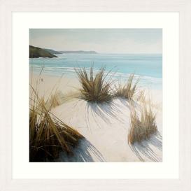 image-Caroline Atkinson - Through The Dunes Framed Print & Mount, 65 x 65cm