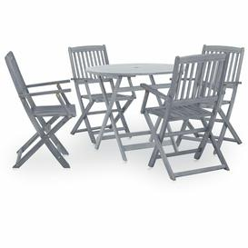 image-Amher 4 Seater Dining Set