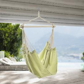 image-Marcey Hanging Chair Sol 72 Outdoor Colour: Camel