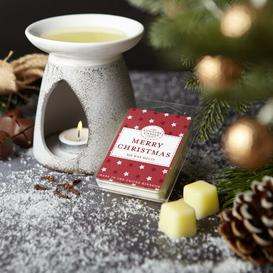image-Noel Merry Christmas Scented Wax Melt The Country Candle Company