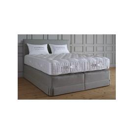 image-Vispring Excellence Mattress and Divan Set - Small Super King 167 x 200cm - 5ft 6inches - High Divan - 33.5cm