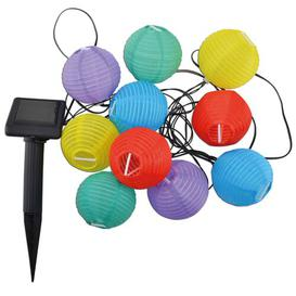 image-380cm LED Lantern String Light Symple Stuff