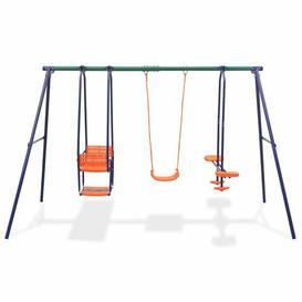 image-5 Seat Swing Set Freeport Park