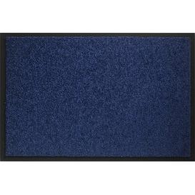 image-Doormat Symple Stuff Mat Size: Rectangle 60 x 80cm, Colour: Blue