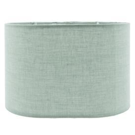 image-20cm Acrylic Drum Lamp Shade (Set of 2) Symple Stuff Finish: Blue