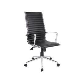 image-Bari High Back Executive Chair, Black