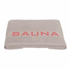 image-Colares Beach Towel Delindo Lifestyle Colour: Cedar-brown