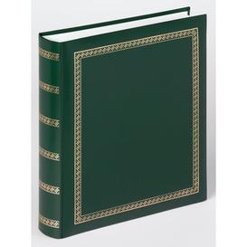 image-Photo Album Rosalind Wheeler Colour: Green, Size: 32cm H x 29cm W x 7cm D