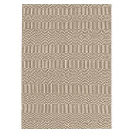 image-Sloan Cotton and Wool Rug, Taupe