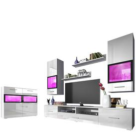 """image-Mcgreevy Entertainment Unit  for TVs up to 60\"""" Wade Logan"""