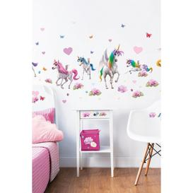 image-Walltastic Magical Unicorn Wall Stickers