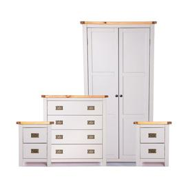 image-Hexham 4 Piece Bedroom Set Brambly Cottage