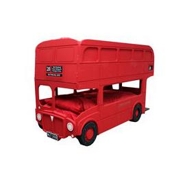 image-Route Master London Bus Kids Bunk Bed