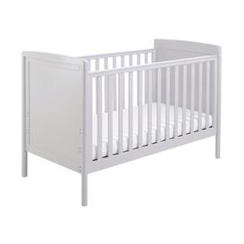 image-Milo Cot Bed BabyMore Colour: Grey