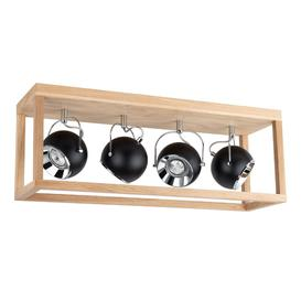image-Ironton 4-Light 68cm LED Ceiling Spotlight